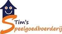 logo Tim's speelgoedboerderij