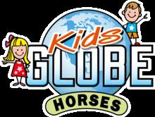 Kids Globe Horses