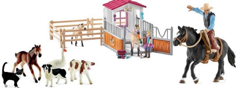 Schleich-Paarden