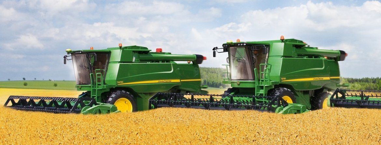 Landbouw-voertuigen
