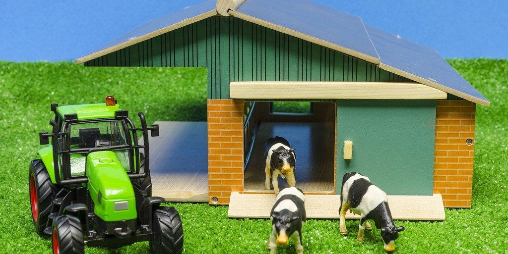 Kids-globe-farming-schaal-1:50
