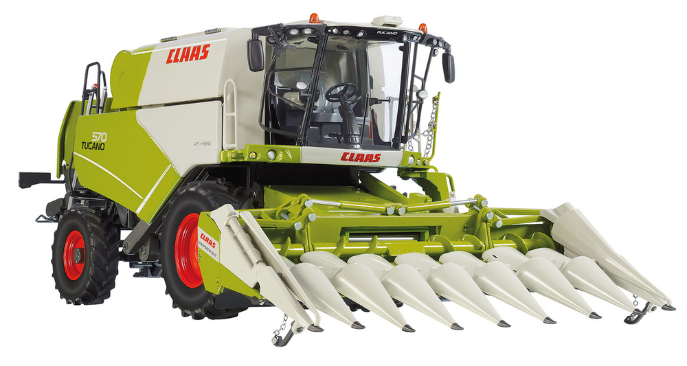 Wiking claas combine