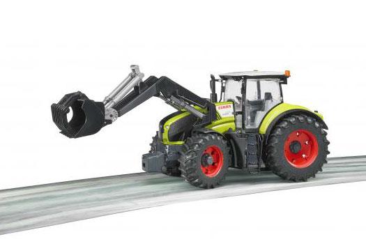 Bruder Claas tractor