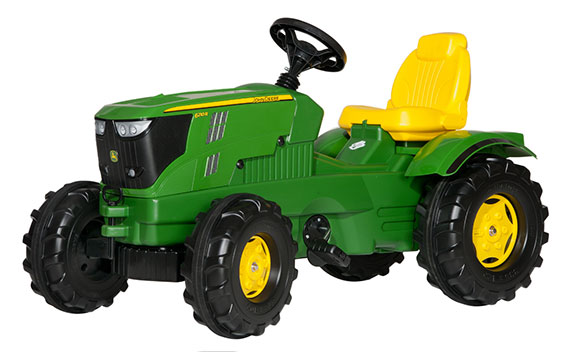 Rolly Toys traptractor Farmtrac