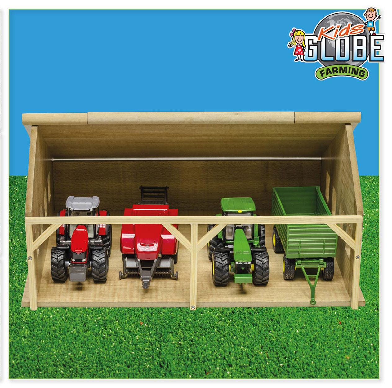 1-50 speelgoed koeienstal
