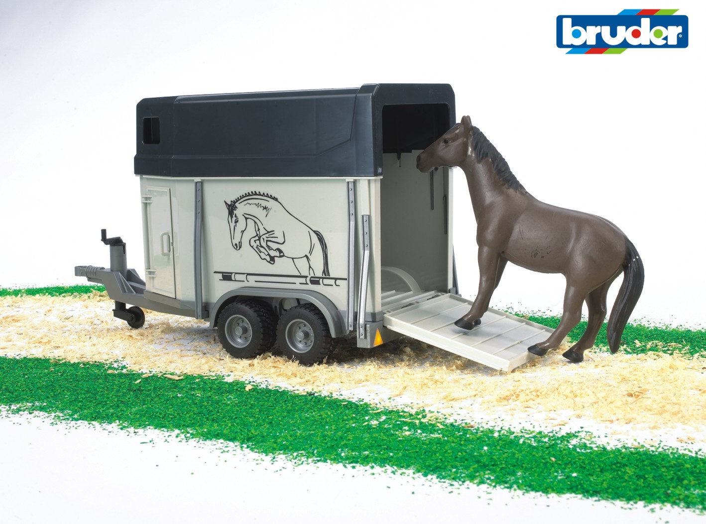 bruder trailer