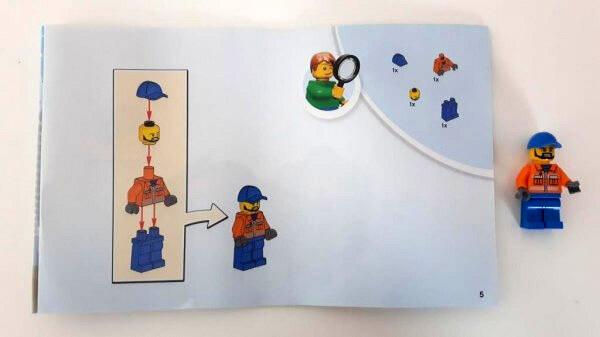 lego eenvoudig opbouwen