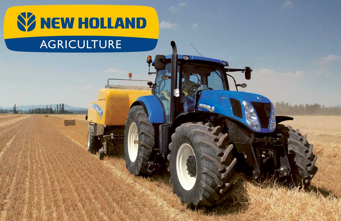 new holland landbouw modellen