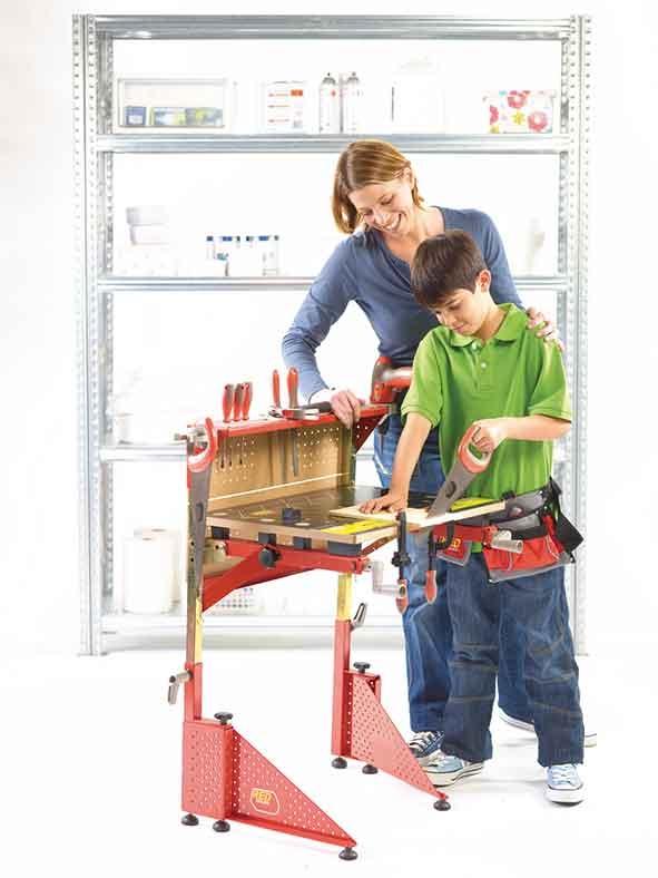 bouwpakketten van Red Toolbox