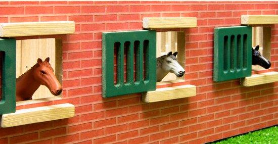 kidsglobe paardenstal 610544
