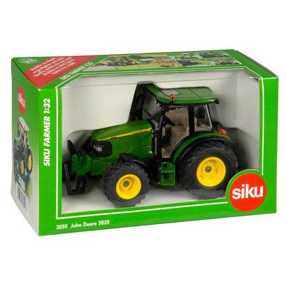 siku tractor in doos