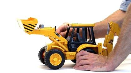 Bruder grote speelgoed voertuigen