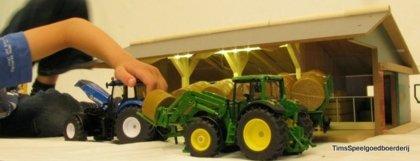 Kidsglobe farming speelgoed boerderij