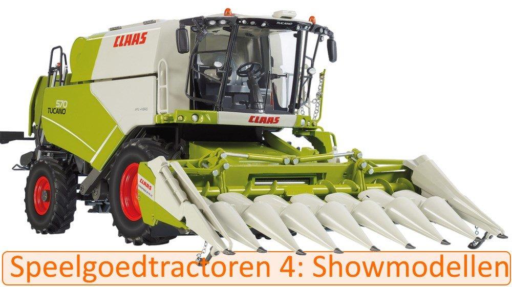 Welke speelgoedtractor 4: miniatuur / model tractor
