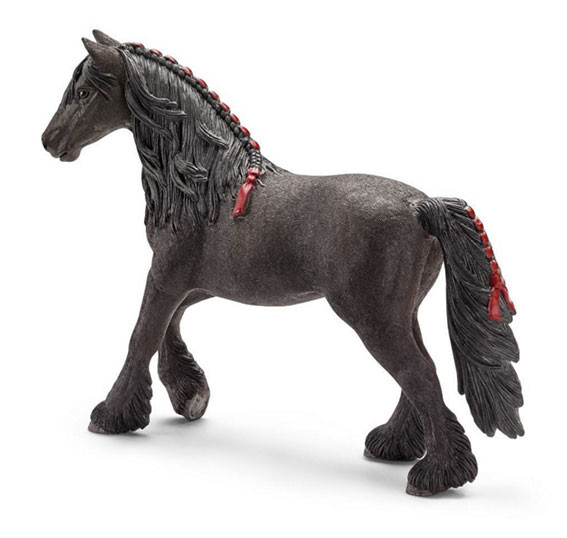 Schleich fries paard