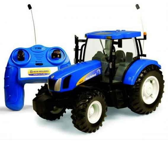 Britains New Holland T6070 Remote Control (schaal 1:16)