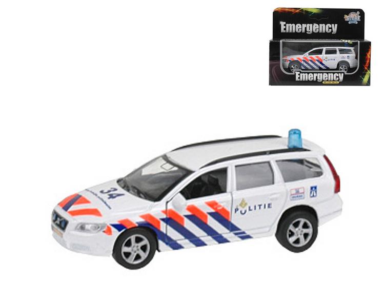 Politie Volvo V70 met licht en geluid
