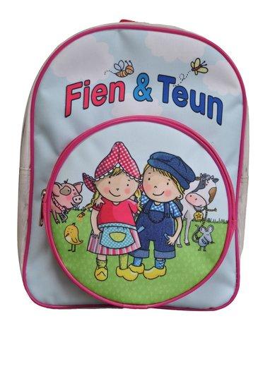 Fien en Teun rugzak roze