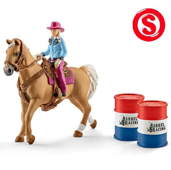cowgirl schleich
