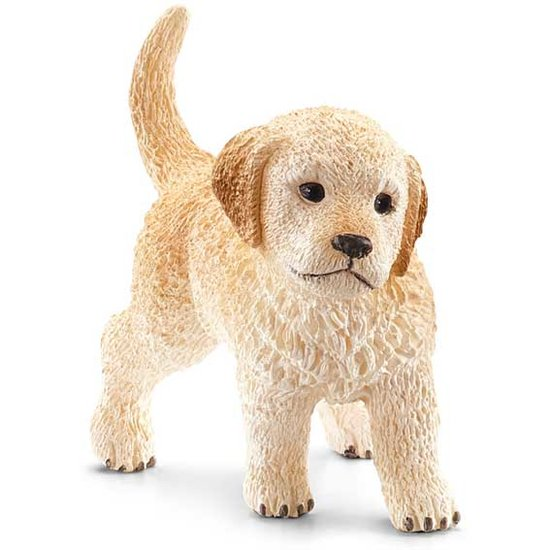 Schleich Golden Retriever pup