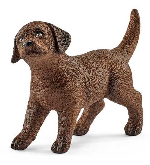 Schleich Labrador pup