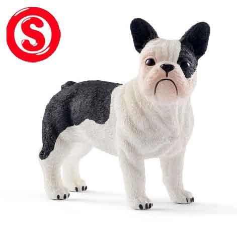 Schleich Franse Bulldog (schaal 1:24)