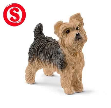 Schleich Yorkshire terrier (schaal 1:24)