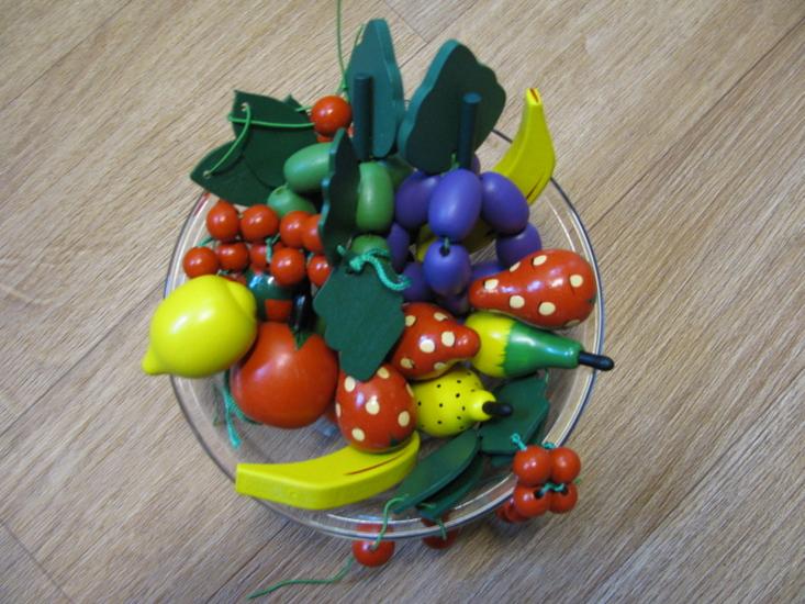 Speelgoed Fruitset