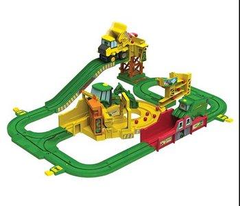 Big Loader tractor baan
