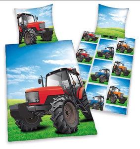 dekbedovertrek tractoren
