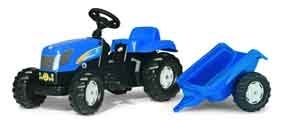 new holland traptractor
