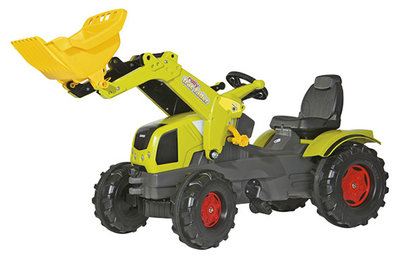 rollytoys claas traptractor