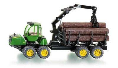 John Deere bomentransport tractor