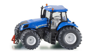 new holland miniatuur tractor