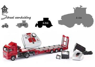 Siku MAN vrachtwagen