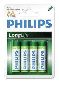 Philips AA batterij