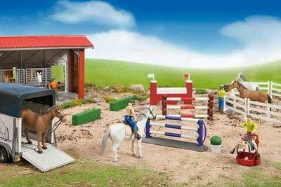 bruder plastic paarden speelgoed