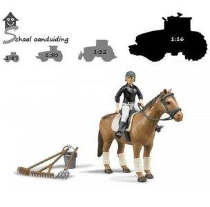 Figurenset paardrijden