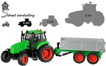 goedkoper speelgoed tractor