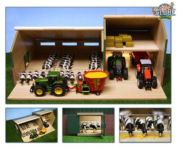 Siku speelgoed boerderij