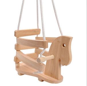 houten schommel