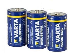 Varta C-batterij