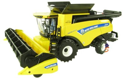 Britains combine new holland