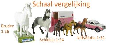 paarden trailer kidsglobehorses