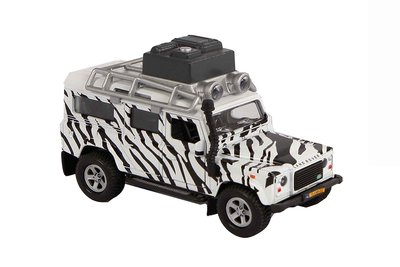 Kids Globe Landrover defender Safari