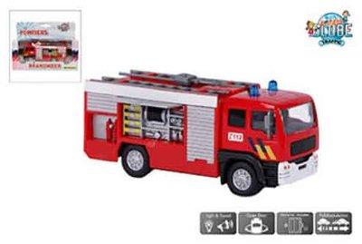 Kids Globe Belgische brandweer