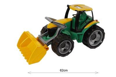 Lena Tractor met voorlader