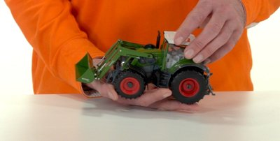 siku fendt bluetooth control