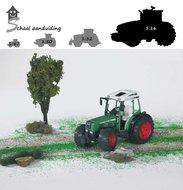 Bruder tractor Fendt 209 S