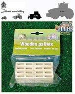 Kids Globe houten pallets
